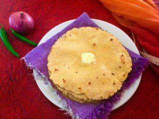 Makai Ki Roti
