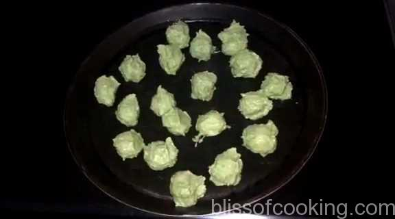 Baked Minty Baby Potatoes