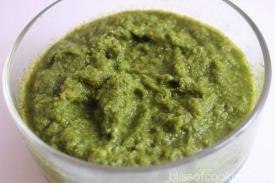 Raw Mango Mint Chutney