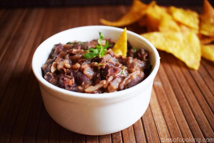 Homemade Refried Beans