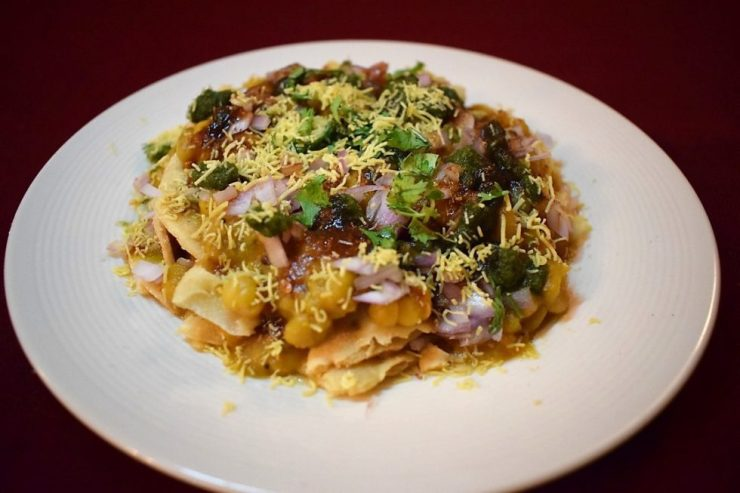 how to make papdi chaat