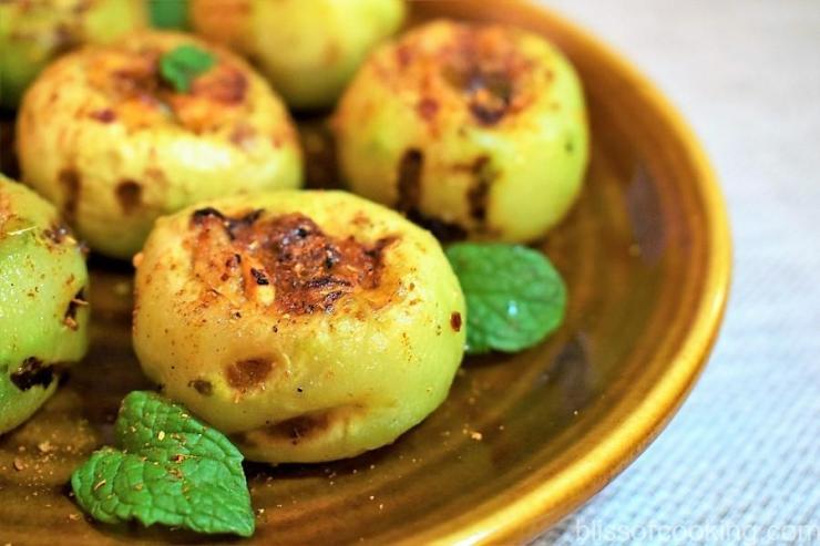 Shikampuri Grilled Tinda