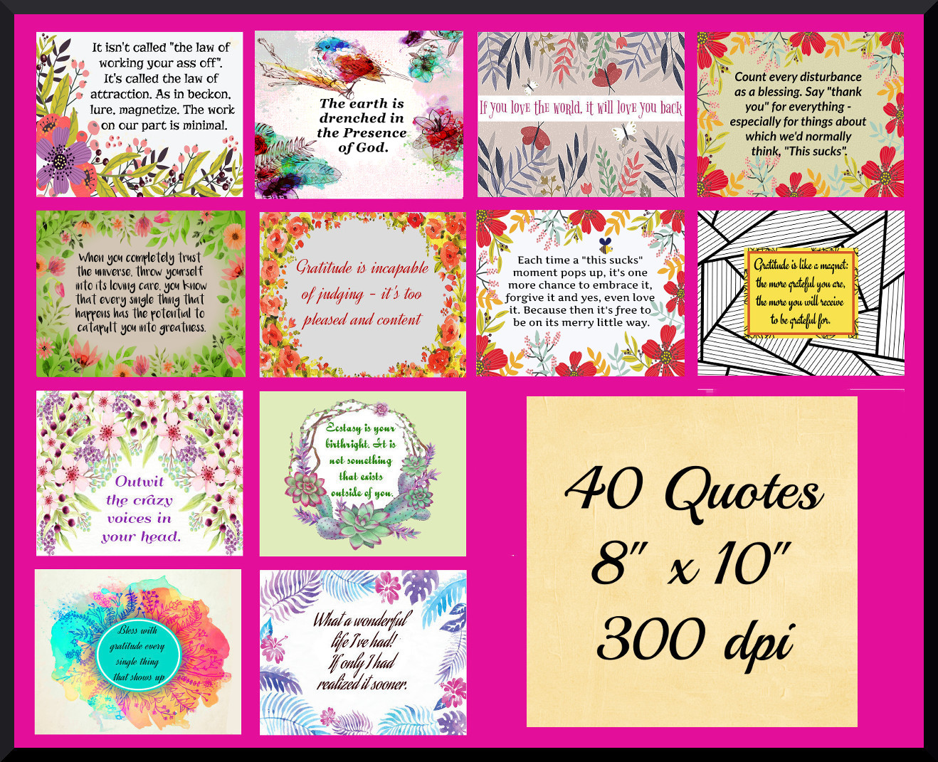 120 Inspirational Quotes Collection Abraham Hicks Quotes