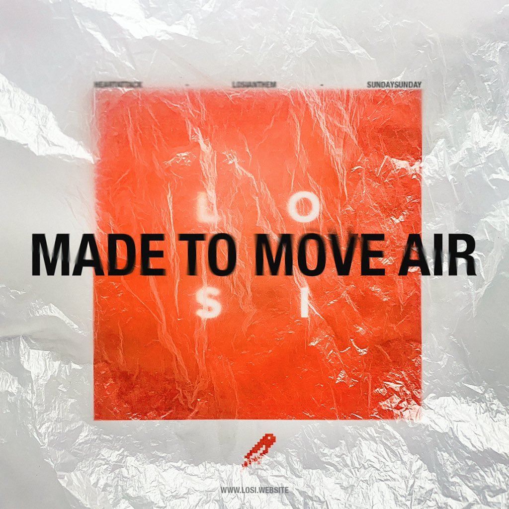 made to move air album art