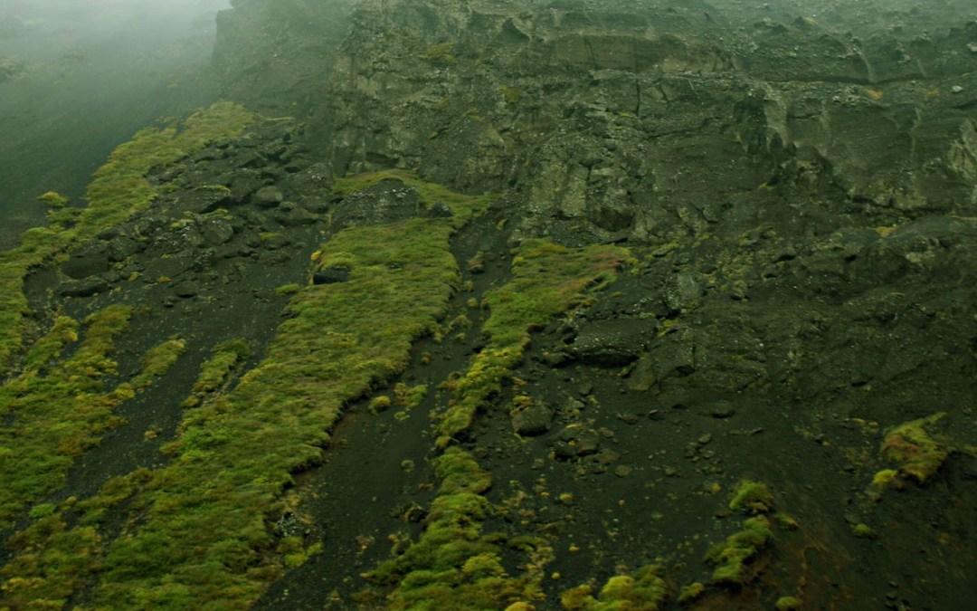Icelandic Mountain Biking