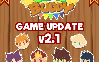 Camp Buddy Patch 2.1 & FAQ Launched!