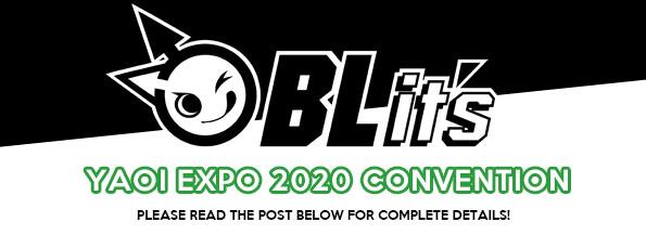 Announcement: YAOI EXPO 2020