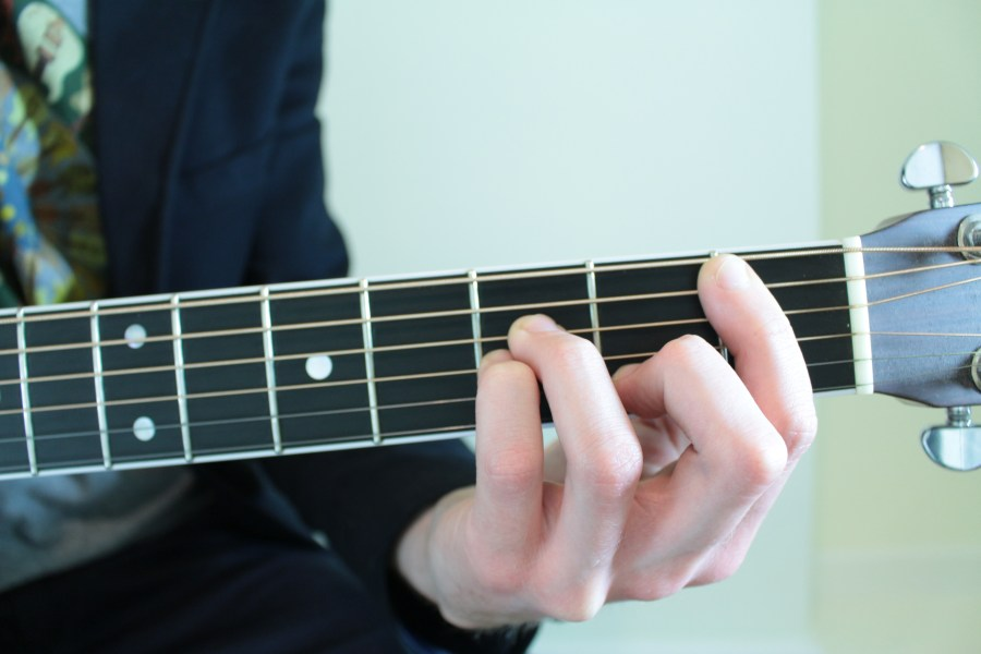 B Minor Guitar Chord Finger Position Image collections - guitar ...