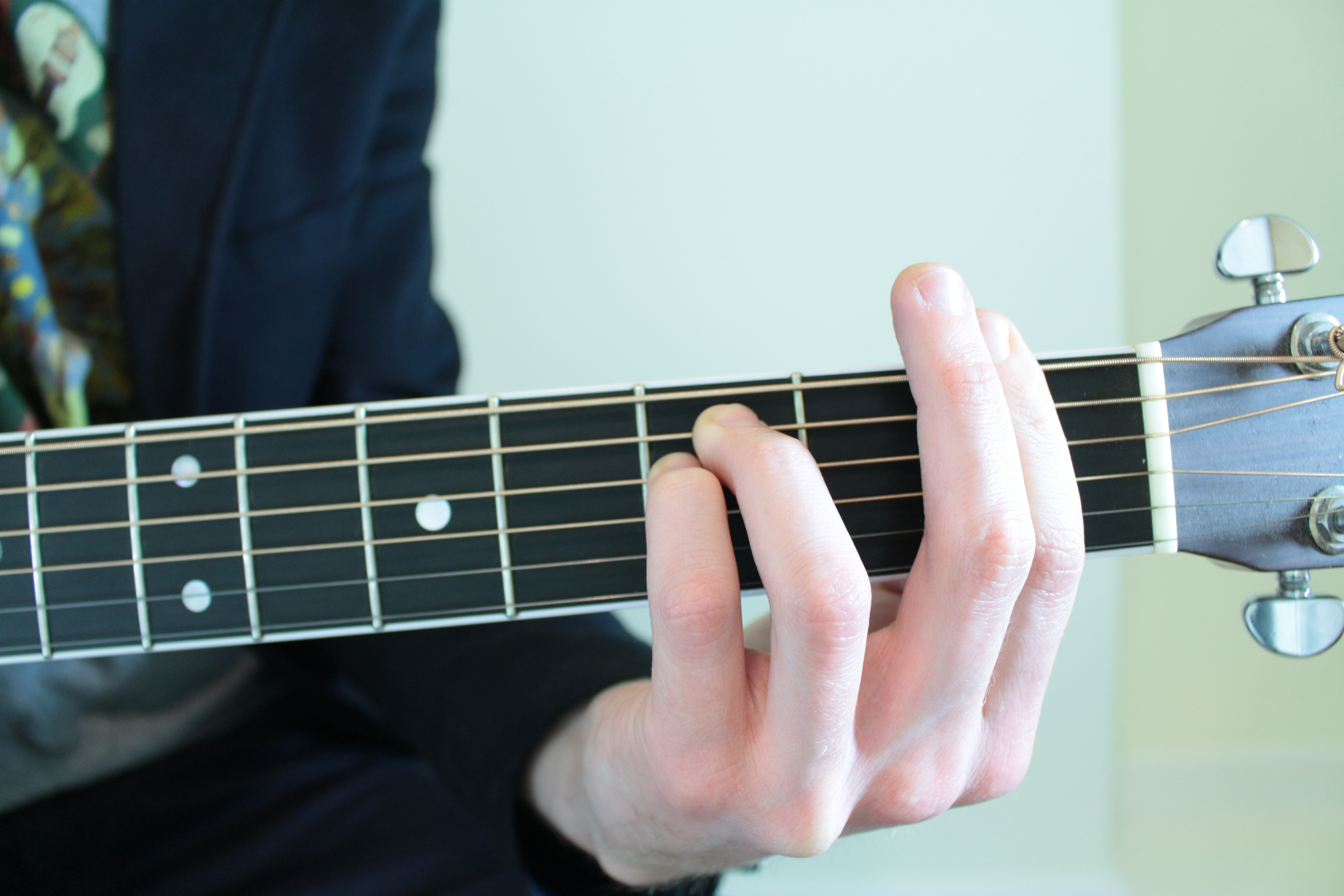 F Minor Bar Chord For Guitar Fingerstyle Guitar Lessons