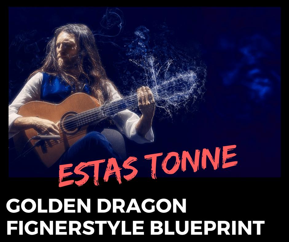 Estas Tonne Golden Dragon Fingerstyle Guitar Lesson