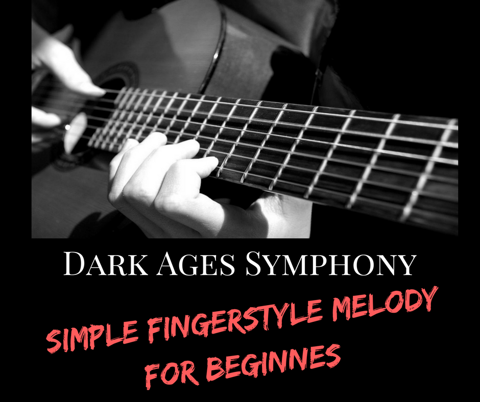 GoodFingerstyle Melody for Beginners. Learn fingerstyle acoustic guitar online