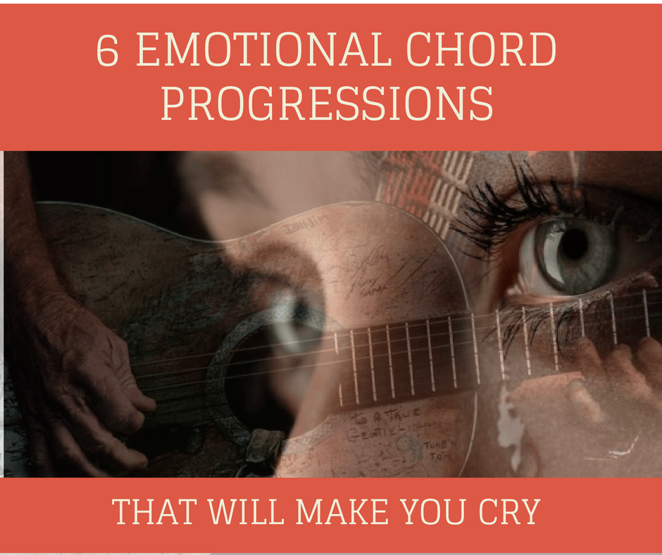 6 Emotional Chord Progressions that will Make you Cry