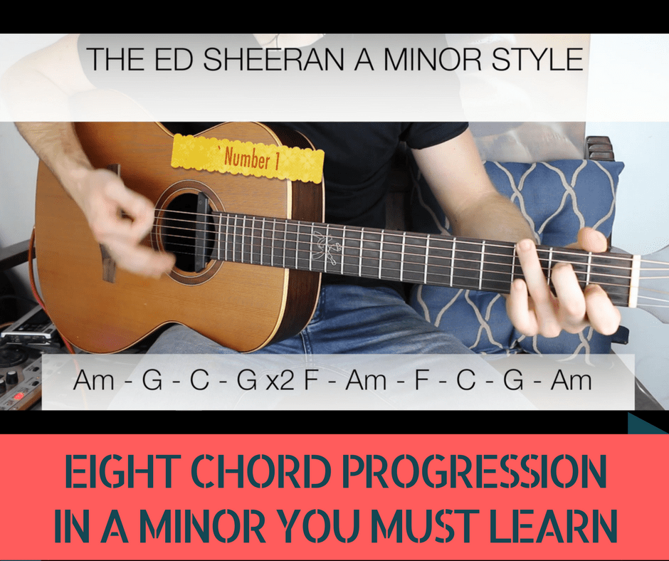 Eight Awesome Chord Progressions In A Minor You Must Learn