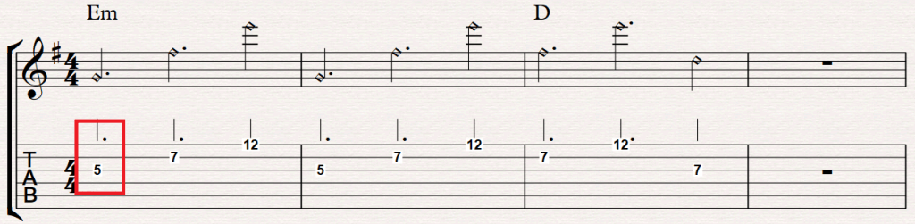 how to play harmonics on acoustic guitar
