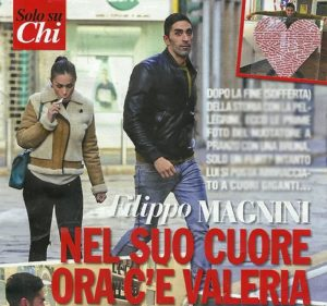 Filippo Magnini ha una nuova fidanzata misteriosa: chi è Valeria