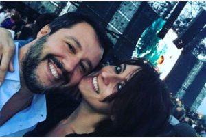 """Elisa Isoardi: """"La mia vita con Salvini. Pane, amore e cacio e pepe"""""""