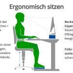 Optimale Schreibtischhohe Berechnen Das Ergonomische Buro