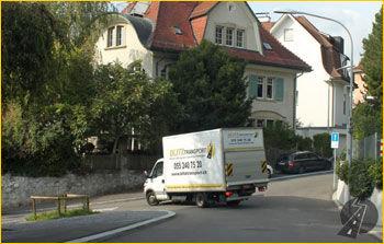 Umzug Transport Zürich und Umgebung
