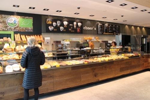 Bäckerei Ebner Regensburg