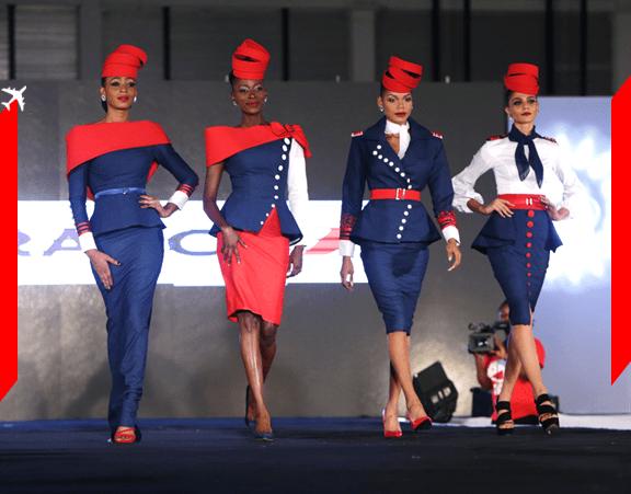 Uniforme Air France Gilles Touré4