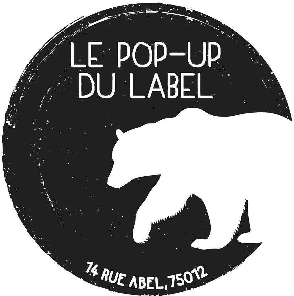LE POP UP DU LABEL