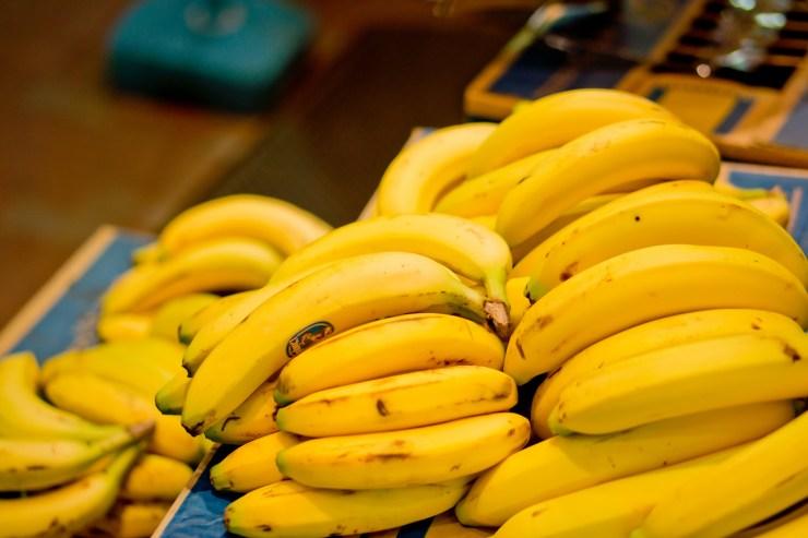 Banane, famosa mono-coltivazione