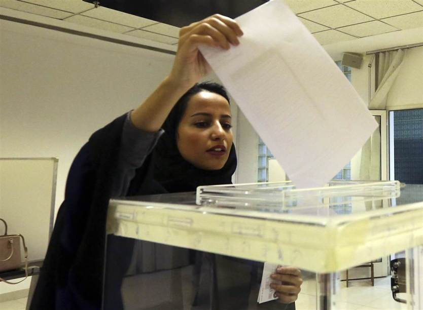 suffragio femminile arabia saudita