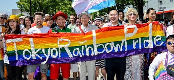 Gay rights Japan