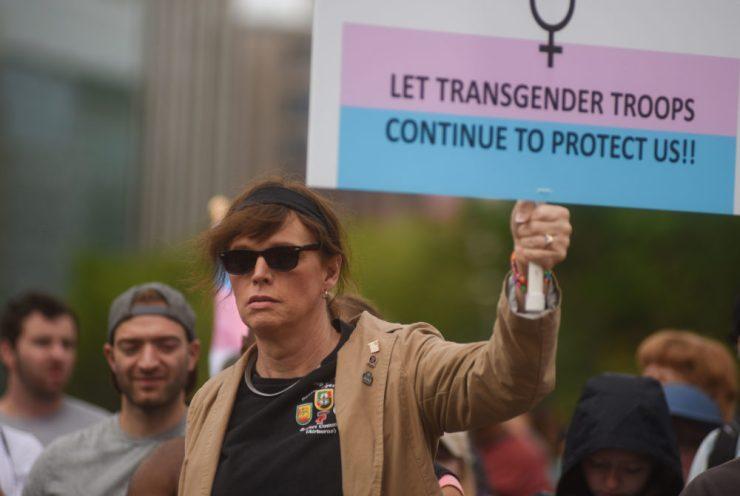 Usa rights transgender