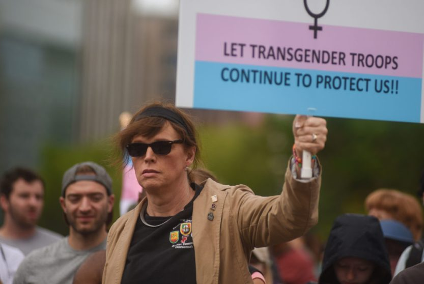Usa rights transgender