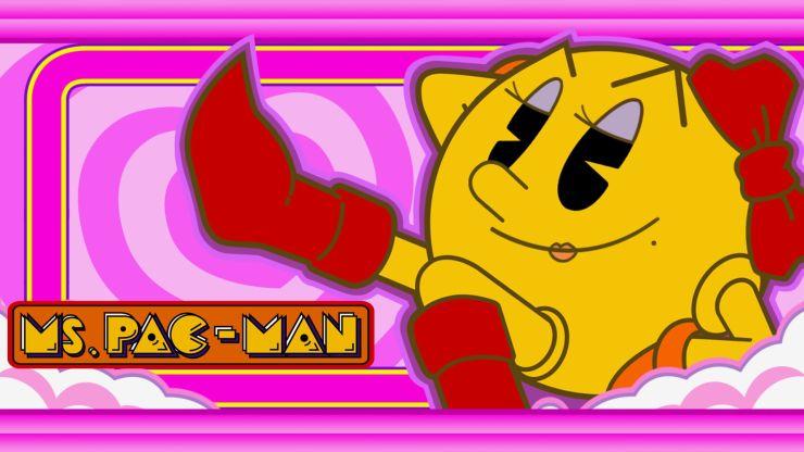 La signora Pacman