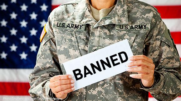 ban militari transgender stati uniti