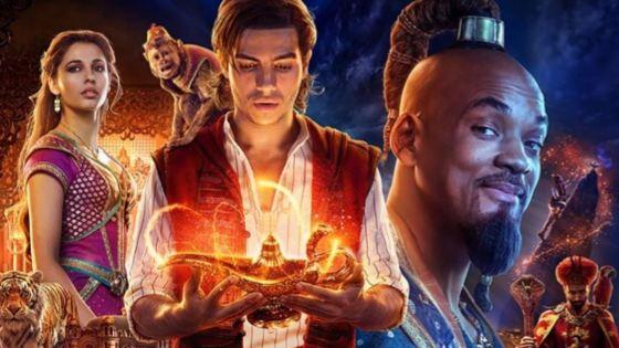 Aladdin live action Disney