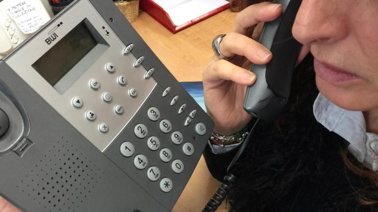molestie telefoniche
