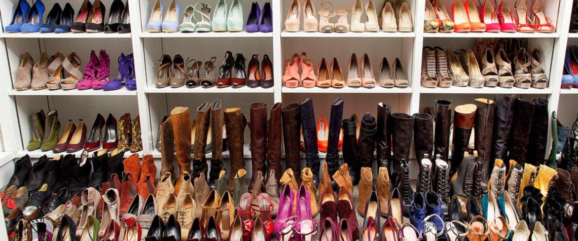 le donne e le scarpe