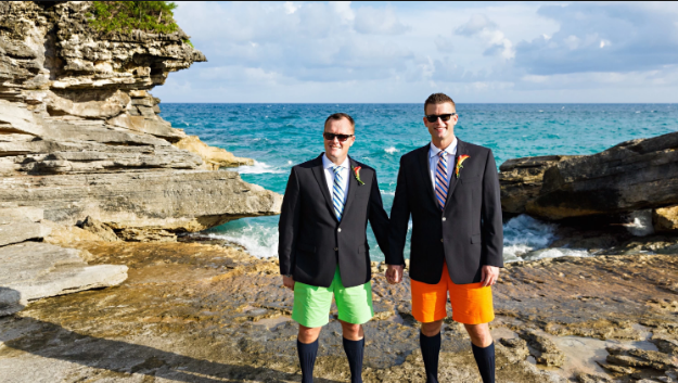 matrimonio gay bermuda