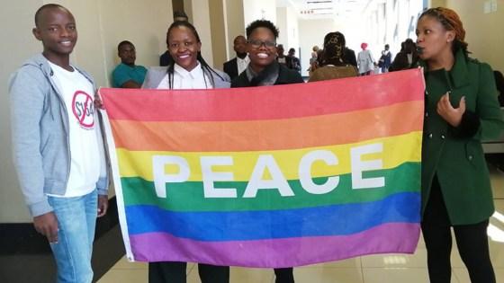 botswana omosessualità