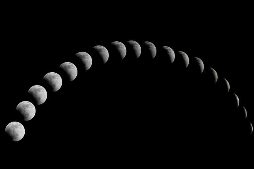 se non esistesse la luna