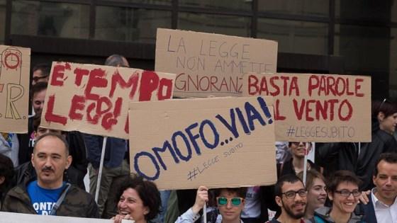 disegno di legge omofobia emilia romagna