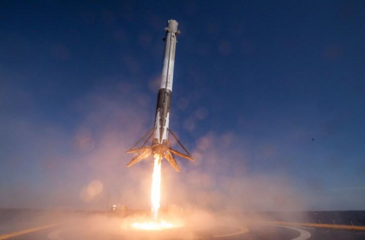 corsa allo spazio