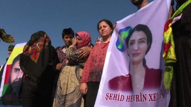 attivista curda uccisa