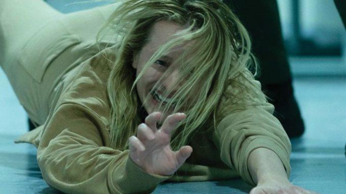L'UOMO INVISIBILE 2020 film