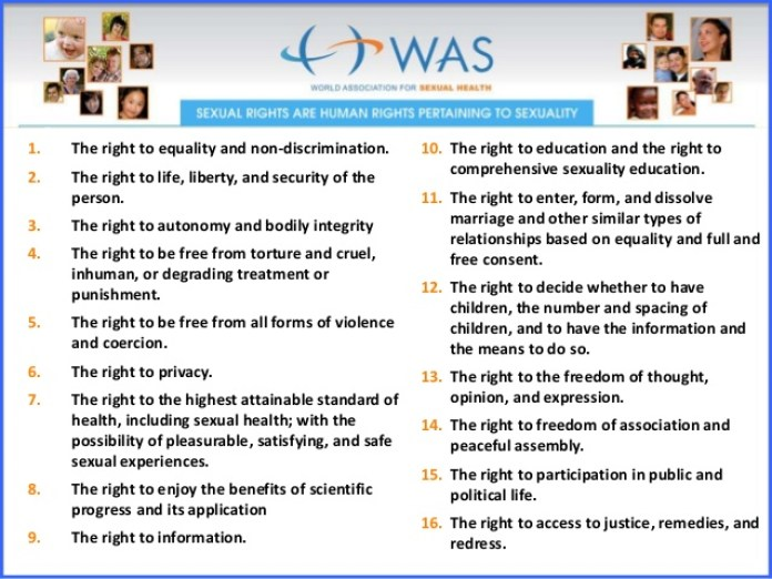 world association for sexual health