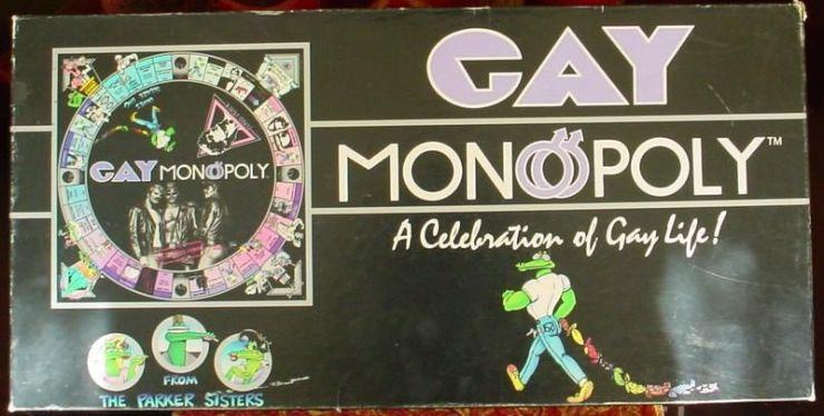 gay monopoly vendita