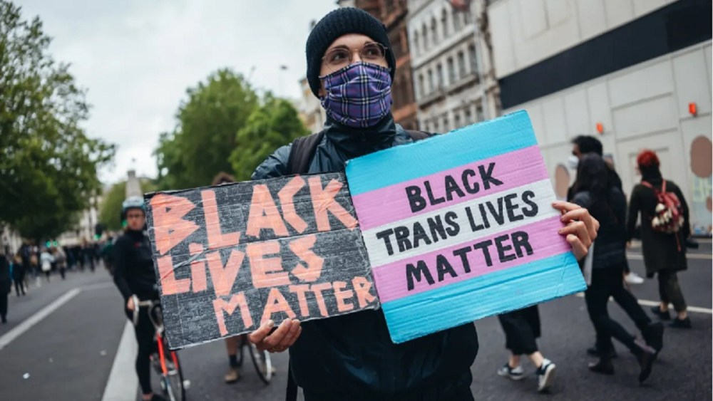 black trans live matters