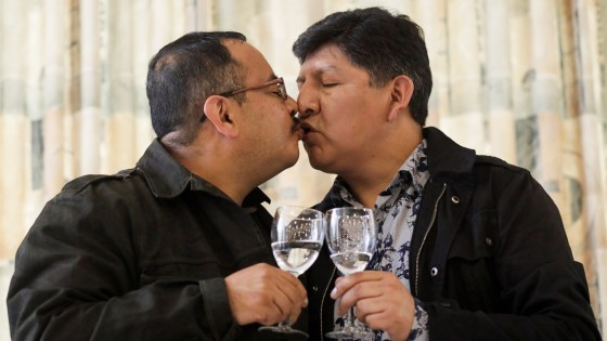 bolivia gay rights