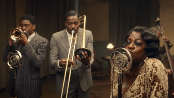 MA RAINEY'S BLACK BOTTOM con Viola Davis e Chadwick Boseman (2020)