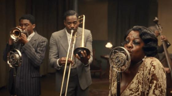 MA RAINEY'S BLACK BOTTOM con Viola Davis e Chadwick Boseman (2020)