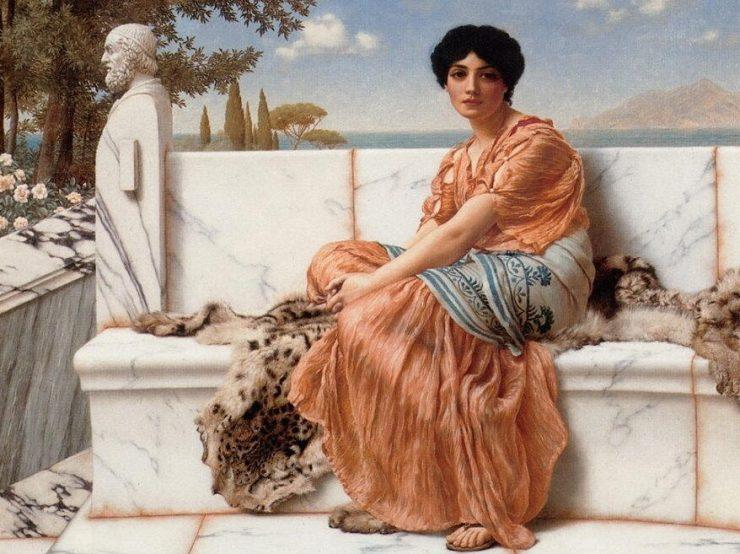 saffo omosessualità femminile antica grecia