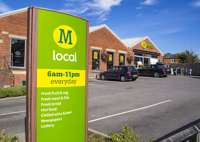 Third year of consecutive growth for Morrisons